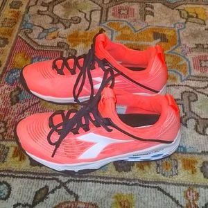 Diadora Clay Court Tennis Shoes women 7.5